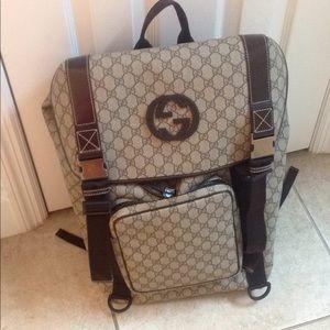 Huge Gucci back pack